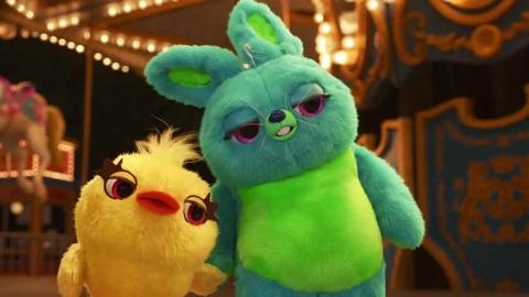Видео из Сети. Альманах Pixar Popcorn. Трейлер на английском языке