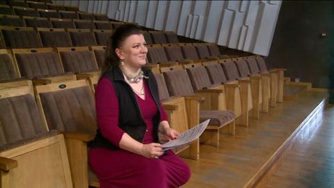 Вести. Приглашенная солистка Большого театра и Метрополитен-опера приехала на Алтай