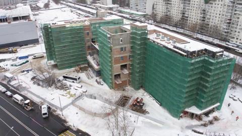 Вести-Москва. В Солнцеве строят уникальную новую поликлинику