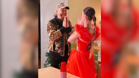 Видео из Сети. Киркоров поздравил Ольгу Бузову