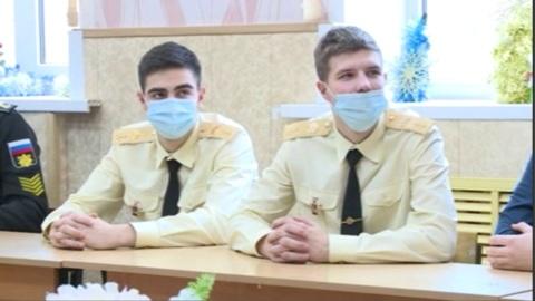 Вести-Курск. В курской школе №18 прошел вечер выпускников