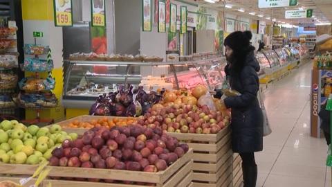 """Новости на """"России 24"""". Путин выразил обеспокоенность ростом цен на жилье и продукты"""