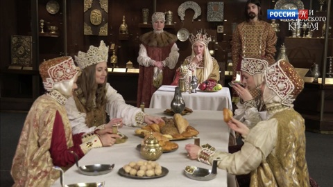 Музеи Кремля сняли серию фильмов о быте русских царей