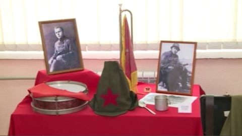 Вести-Курск. В Курске отмечают день рождения писателя-земляка Аркадия Гайдара