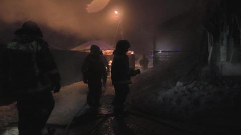 """Новости на """"России 24"""". Пожар в Южно-Сахалинске: двое детей погибли, три человека в реанимации"""
