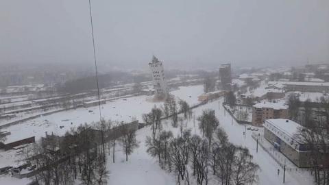 Видео из Сети. В Кирове взорвали элеватор