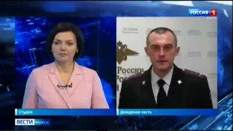 Вести-Курск. В Курске задержали двух подозреваемых в многочисленных кражах