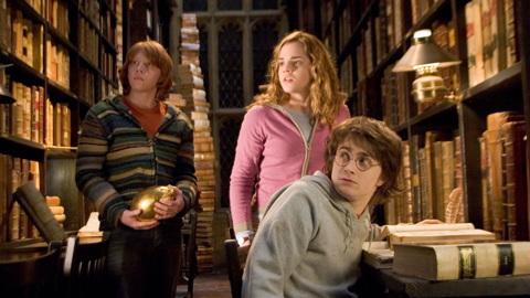 """Началась работа над сериалом о мире """"Гарри Поттера"""""""
