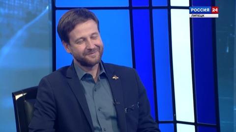 Вести - Интервью : Сергей Поздняков