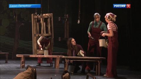"""Театр-фестиваль """"Балтийский дом""""покажет премьеру спектакля """"Девчата"""""""