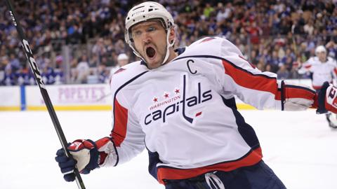 Овечкин в шаге от пятого места списка лучших снайперов НХЛ