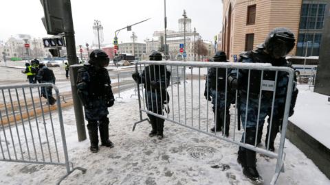 За Навального некому митинговать
