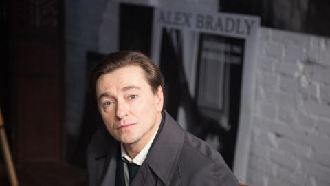 Сергей Безруков объяснил, почему не будет играть Гагарина