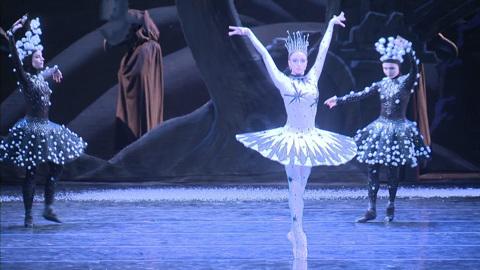 """Юбилей балета """"Щелкунчик"""" отметили в Мариинском театре"""