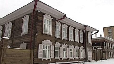 Близится к завершению реставрация Исторического квартала Красноярска