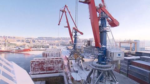 Как Россия осваивает Арктику