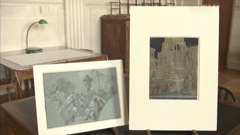 Парижский Лувр до сих пор закрыт