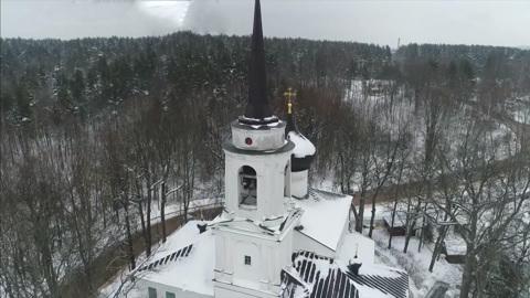 В Пушкинских горах отреставрируют некрополь Пушкиных-Ганнибалов