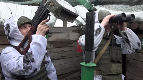 Донбасс укрепляет оборону и сдаваться не намерен