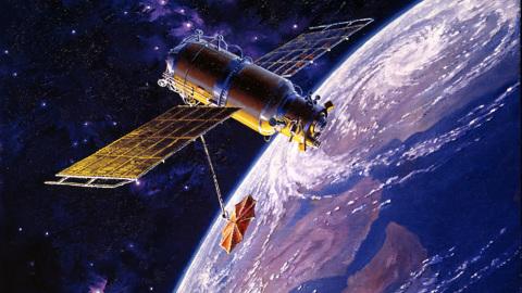 Российские ученые облегчили антенны спутников, чтобы удешевить запуски