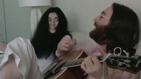 Выставка Яеи Кусамы и архивное видео с Джоном Ленноном: Дайджест новостей культуры