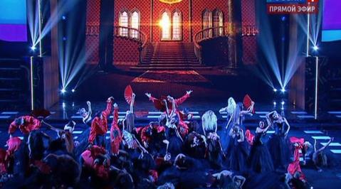 Большие танцы. Москва. Танец 2. 04.05.2013