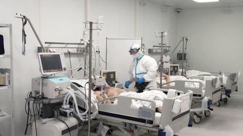 Российские вакцины помогут выиграть гонку со смертью