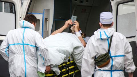 На борьбу с новой волной пандемии направляется 25 миллиардов рублей