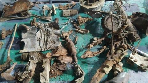 Эхо войны: в районе Мурманска найден сбитый самолет