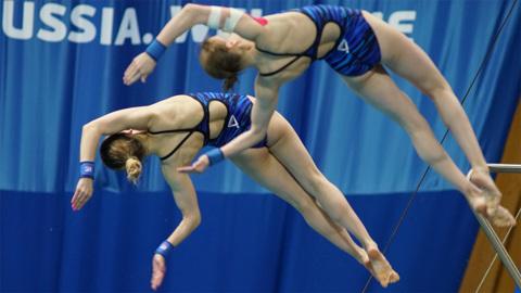 Россиянки Беляева и Тимошинина стали чемпионками Европы
