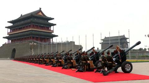 Вековой юбилей КПК: Китай снова превзошел сам себя