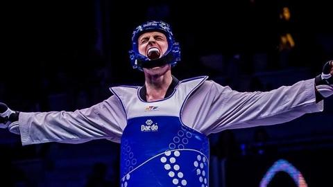 Олимпийский чемпион Ларин: переполняет гордость за нашу страну