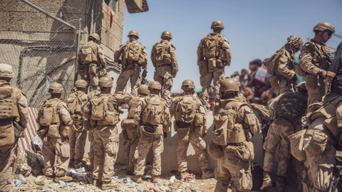 Американцы оставляют за собой шлейф из трупов