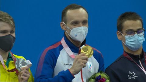 Российские паралимпийцы в Токио показали выдающийся результат