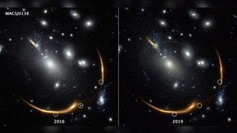 Астрономы: до возвращения сверхновой осталось 16 лет
