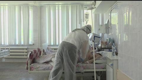 В России отмечен резкий прирост новых заболевших коронавирусом