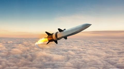Штаты успешно испытали гиперзвуковую ракету