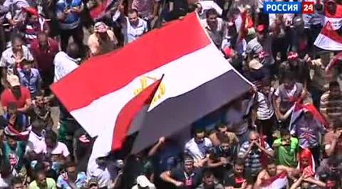 Петиция за отставку президента Египта набрала миллионы подписей
