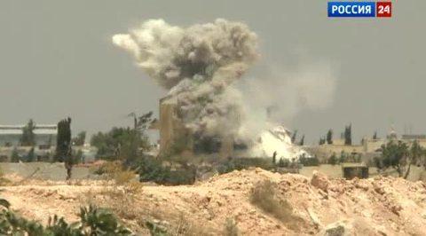 Война в Сирии: перемен не предвидится