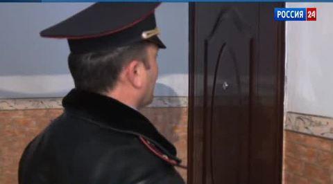 Будни чеченского полицейского