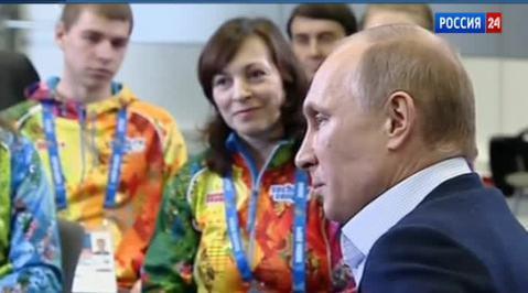 Владимир Путин: сострадание - одно из основных качеств политика
