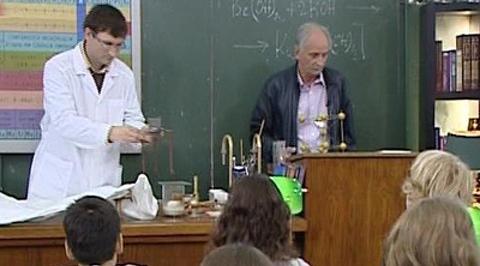 Естествознание. Лекции+Опыты. Металлы главных подгрупп (Химия)