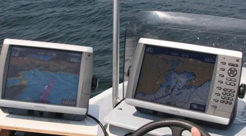 Большой скачок. Морская навигация