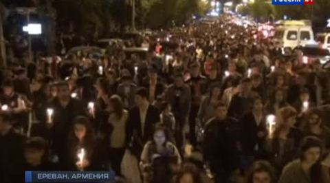 Эрдоган назвал геноцид армян
