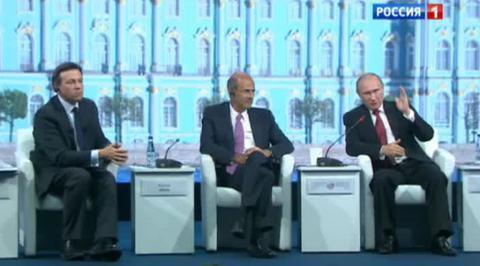 Российский рынок открыт для зарубежных бизнесменов