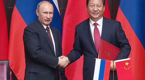 Российский газ решит экологическую проблему Китая
