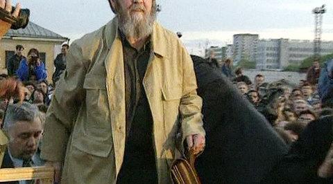 Солженицын считал, что Крым должен принадлежать России