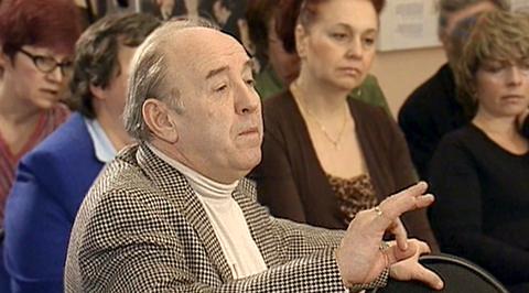 Мастер-класс. Владимир Крайнев