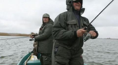 Диалоги о рыбалке. Астраханская область. Судак и жерех