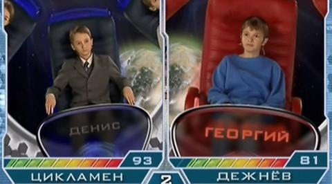 "Звездная команда. ""Цикломен"" - ""Дежнев"""